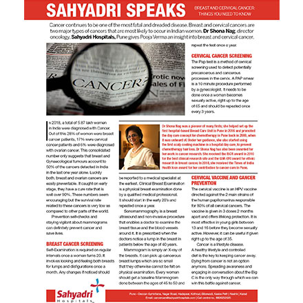 breast cancer doctor in pune