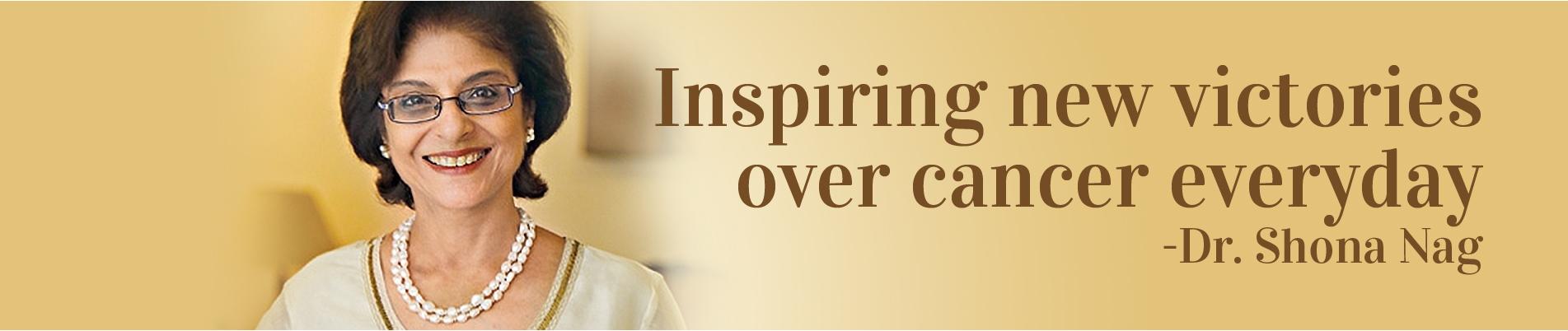 Visit Dr.Shona Nag Best Medical Oncologist in Pune