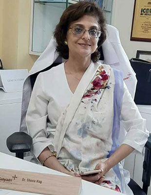 Dr. Shona Nag is an cancer specialist doctor in pune with an 27 years of experience in treating breast cancer and many others.
